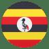 🇺🇬 flag: Uganda Emoji on Joypixels Platform