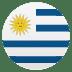 🇺🇾 flag: Uruguay Emoji on Joypixels Platform