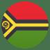 🇻🇺 flag: Vanuatu Emoji on Joypixels Platform