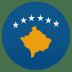 🇽🇰 Kosovo Flag Emoji on JoyPixels Platform