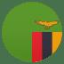 🇿🇲 Zambia Flag Emoji on JoyPixels Platform
