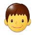 🧑 person Emoji on Samsung Platform