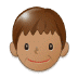 🧑🏽 Medium Skin Tone Person Emoji on Samsung Platform