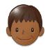 🧑🏾 person: medium-dark skin tone Emoji on Samsung Platform