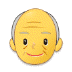 👴 Old Man Emoji on Samsung Platform