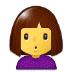 🙎♀️ woman pouting Emoji on Samsung Platform