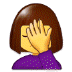 🤦‍♀️ woman facepalming Emoji on Samsung Platform