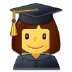 👩‍🎓 woman student Emoji on Samsung Platform