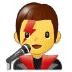 👨🎤 man singer Emoji on Samsung Platform