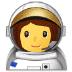 👩🚀 woman astronaut Emoji on Samsung Platform