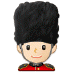 💂🏻 guard: light skin tone Emoji on Samsung Platform