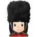 💂🏻♀️ woman guard: light skin tone Emoji on Samsung Platform