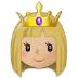 👸🏼 princess: medium-light skin tone Emoji on Samsung Platform