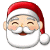 🎅🏻 Santa Claus: light skin tone Emoji on Samsung Platform