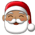 🎅🏽 Santa Claus: medium skin tone Emoji on Samsung Platform