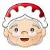 🤶🏻 Mrs. Claus: light skin tone Emoji on Samsung Platform