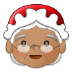 🤶🏽 Mrs. Claus: medium skin tone Emoji on Samsung Platform