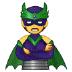 🦹 supervillain Emoji on Samsung Platform