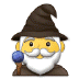 🧙‍♂️ Man Mage Emoji on Samsung Platform
