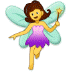 🧚 fairy Emoji on Samsung Platform
