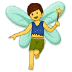 🧚‍♂️ man fairy Emoji on Samsung Platform