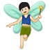 🧚🏻‍♂️ man fairy: light skin tone Emoji on Samsung Platform