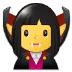 🧛 vampire Emoji on Samsung Platform