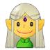 🧝 elf Emoji on Samsung Platform