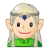 🧝🏻‍♂️ Light Skin Tone Male Elf Emoji on Samsung Platform