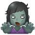 🧟 Zombie Emoji on Samsung Platform