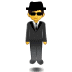 🕴️ man in suit levitating Emoji on Samsung Platform
