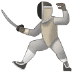 🤺 person fencing Emoji on Samsung Platform