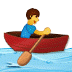 🚣 person rowing boat Emoji on Samsung Platform