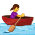 🚣♀️ Woman Rowing Boat Emoji on Samsung Platform
