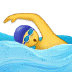 🏊♂️ man swimming Emoji on Samsung Platform