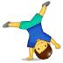 🤸♂️ man cartwheeling Emoji on Samsung Platform