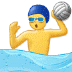 🤽 person playing water polo Emoji on Samsung Platform