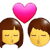 👩‍❤️‍💋‍👨 kiss: woman, man Emoji on Samsung Platform