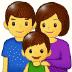 👪 family Emoji on Samsung Platform