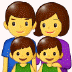 👨‍👩‍👦‍👦 family: man, woman, boy, boy Emoji on Samsung Platform