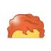 🦰 red hair Emoji on Samsung Platform
