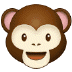 🐵 Monkey Face Emoji on Samsung Platform