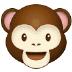 🐵 monkey face Emoji on Samsung Platform