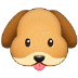 🐶 dog face Emoji on Samsung Platform