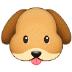 🐶 Mukha ng Aso Emoji sa Samsung Platform