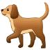 🐕 dog Emoji on Samsung Platform