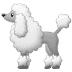 🐩 poodle Emoji on Samsung Platform
