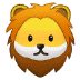 🦁 lion Emoji on Samsung Platform