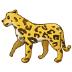 🐆 leopard Emoji on Samsung Platform