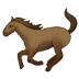 🐎 horse Emoji on Samsung Platform
